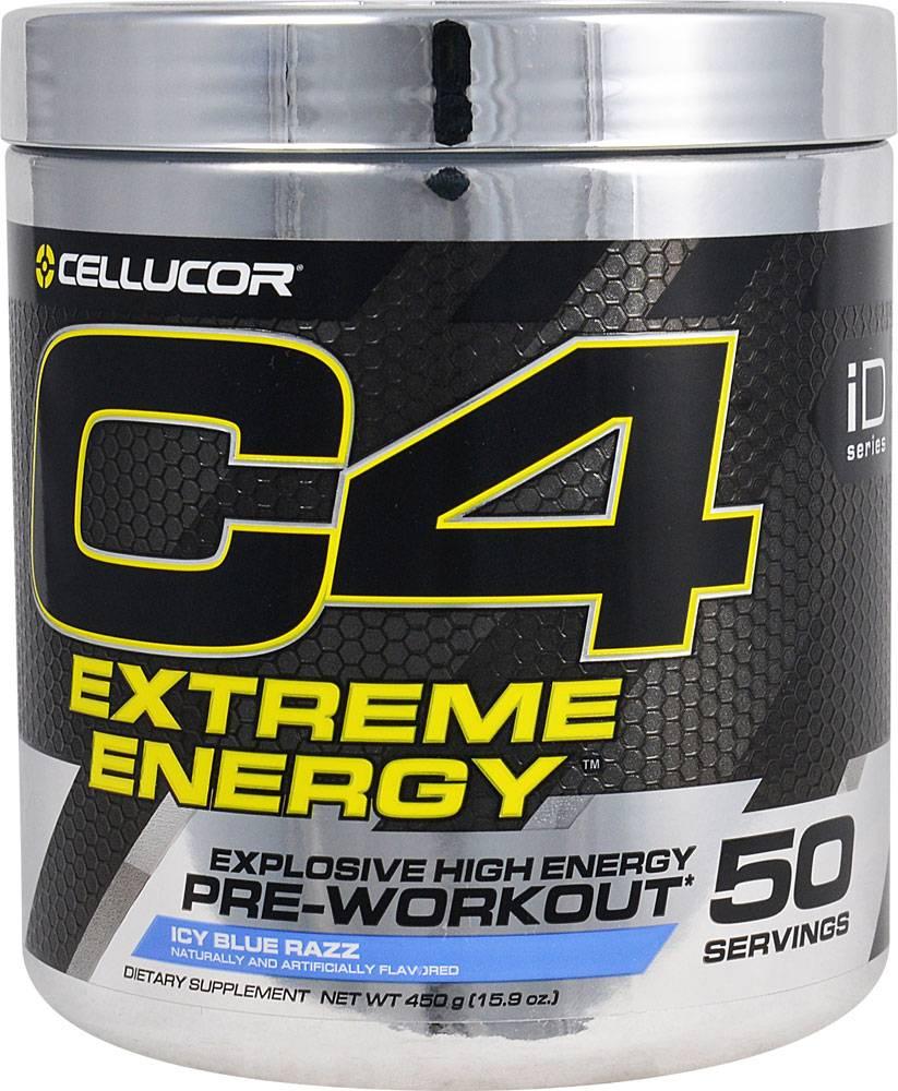 C4 extreme от cellucor: как принимать, состав и отзывы