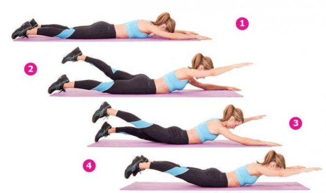 Лодочка упражнение для спины. польза от упражнения