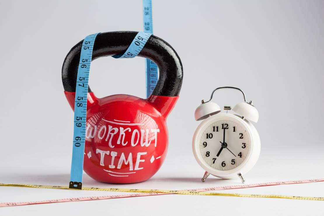 Какое лучшее время для того, чтобы начать тренировку?