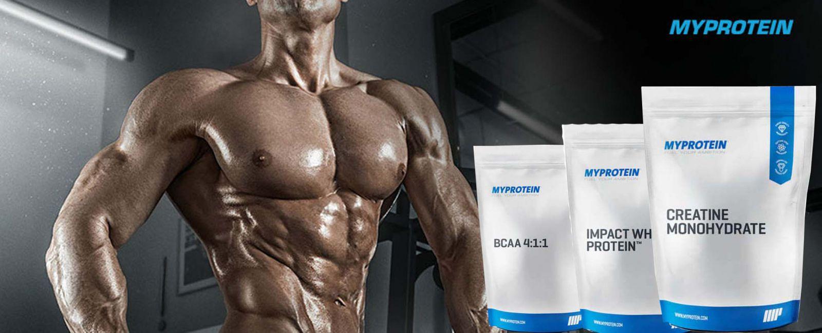 Спортивное питание myprotein: отзывы о продукции