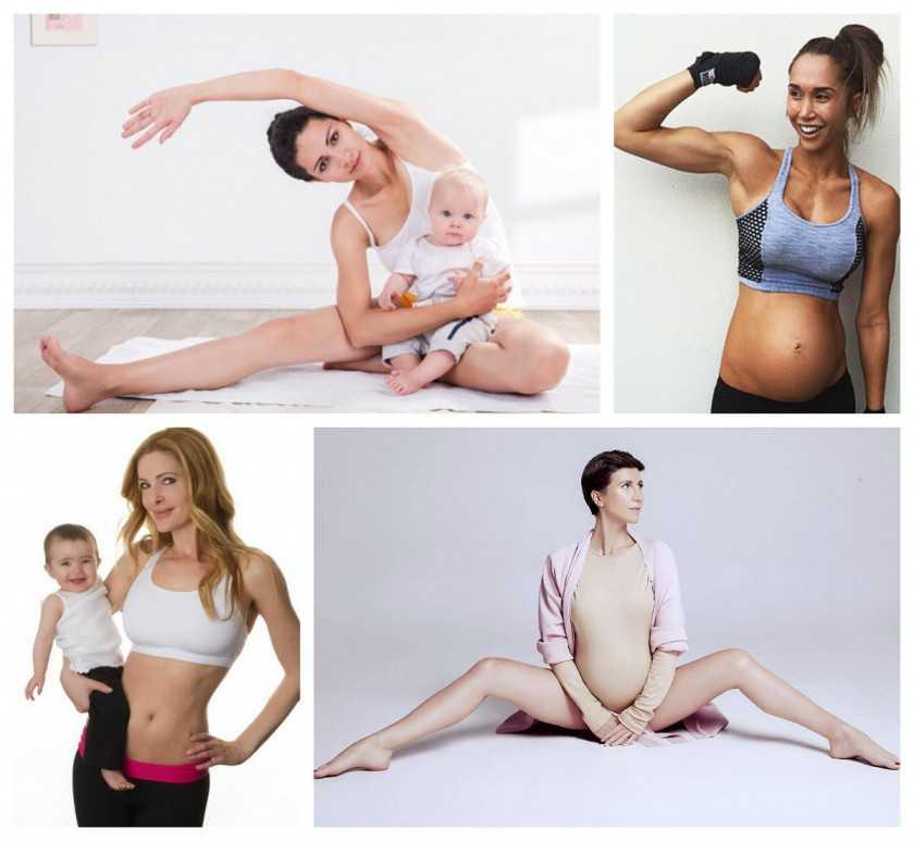 Похудела на 23 кг после родов. фото до и после