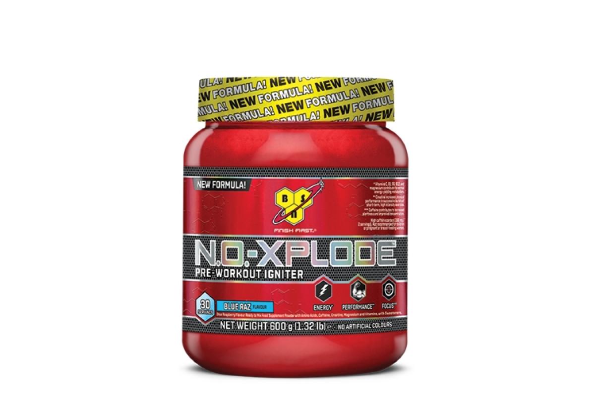 No-xplode от bsn — предтренировочная добавка