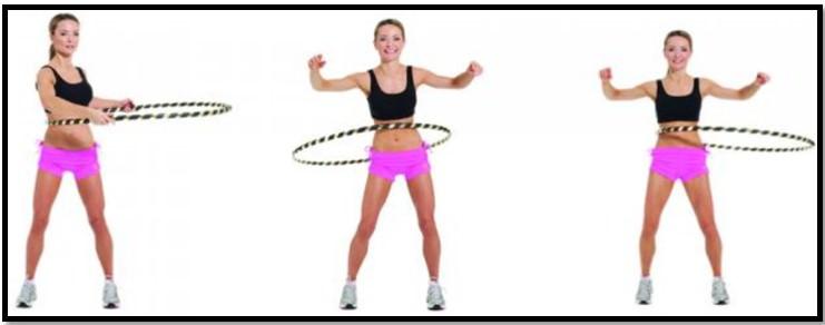Как и какой выбрать обруч для похудения живота и боков — легкий или тяжелый