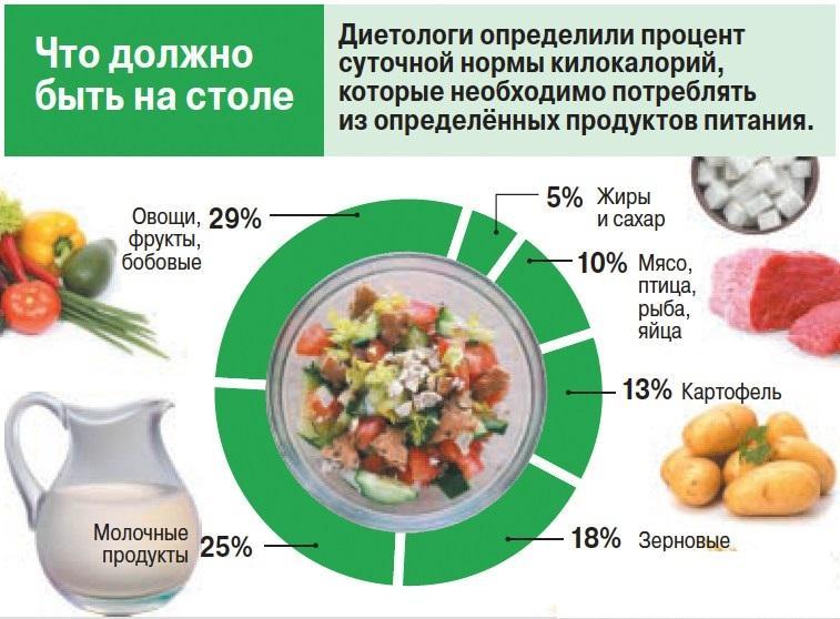 Режим питания: как составить и как соблюдать правильный режим