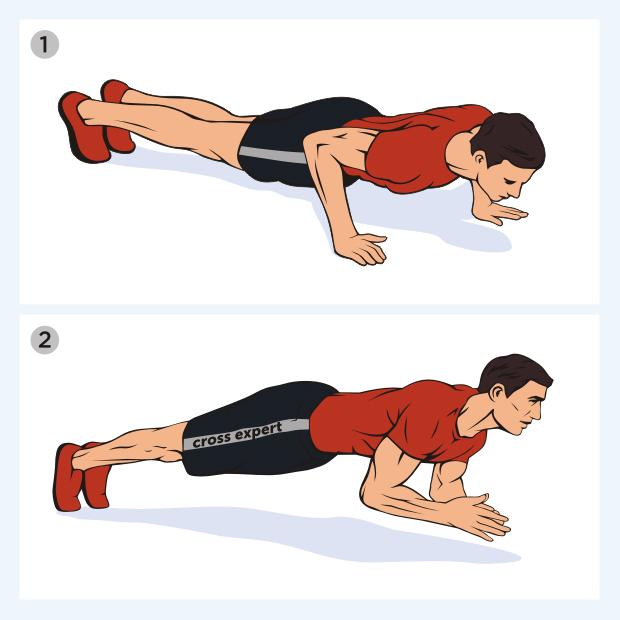 Основные плиометрические упражнения, в чём особенность плиометрических отжиманий и приседаний?