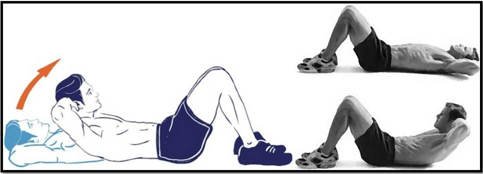 Как выполнять косые скручивания для тренировки мышц пресса?