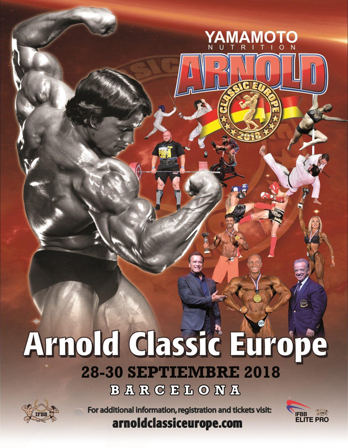 Арнольд классик 2011