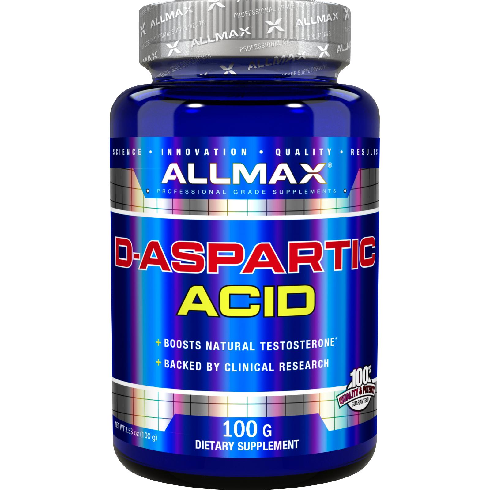 Д-аспарагиновая кислота в бодибилдинге