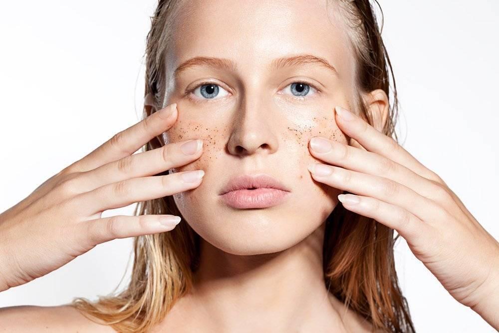 Почему после нанесения крема потеет лицо - как выбрать правильный