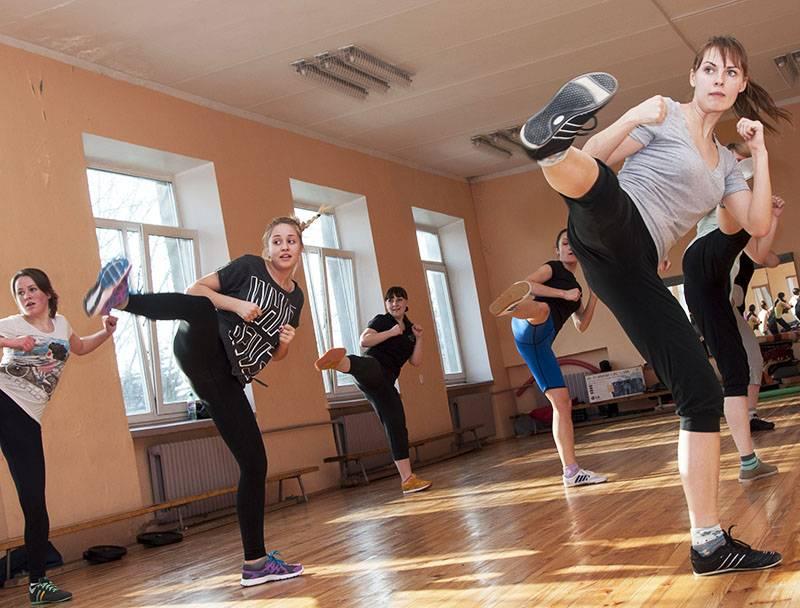 Тай-бо - что это такое, уроки боевых тренировок для девушек с с видео