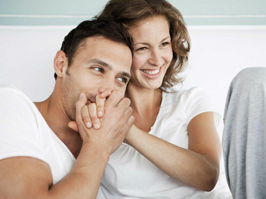 Как наполнять мужчину – женская санга