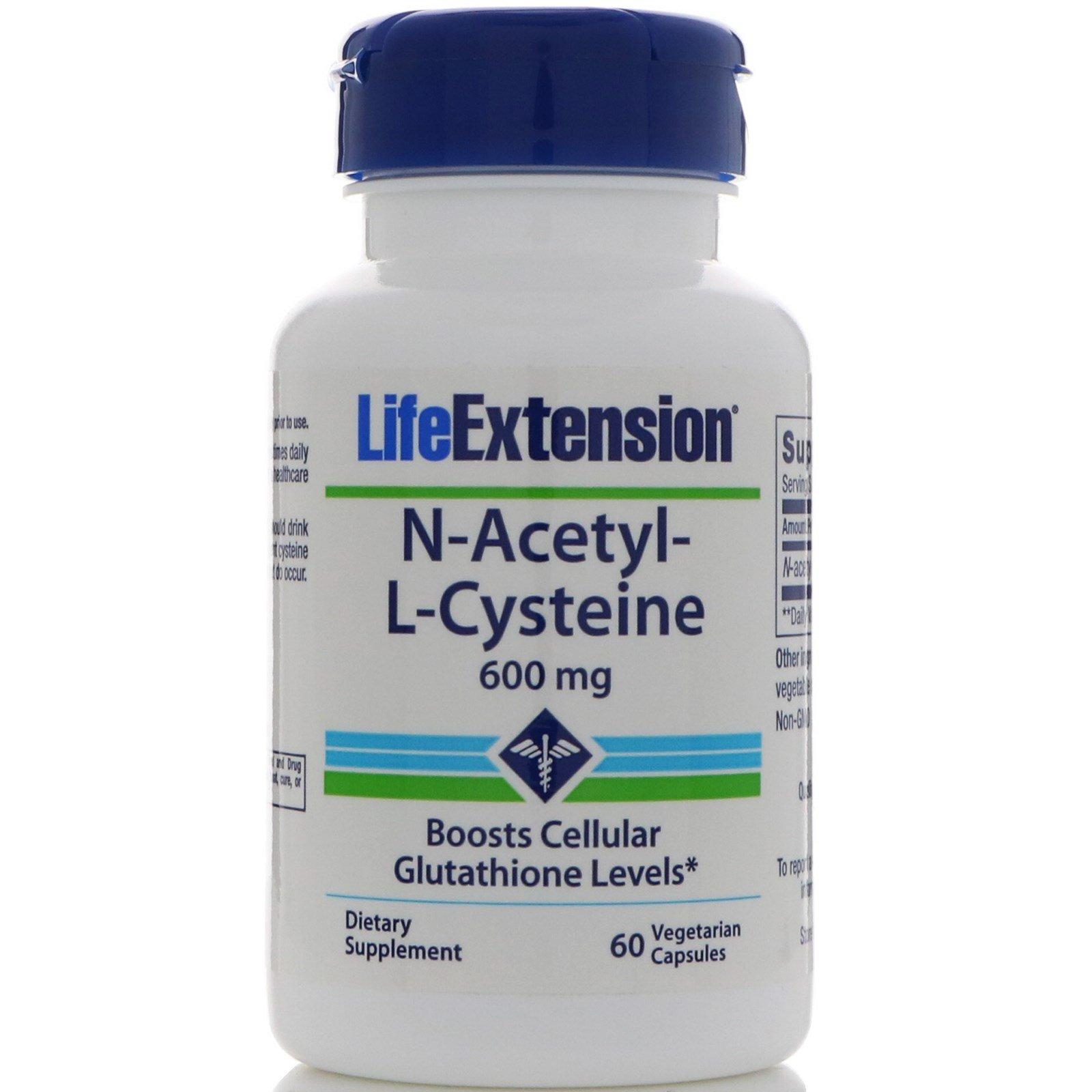 Nac (n-ацетилцистеин) - что это за вещество, топ лучших бадов