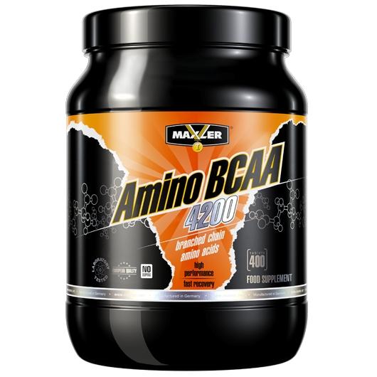 Maxler amino bcaa 4200 мг (200таб)