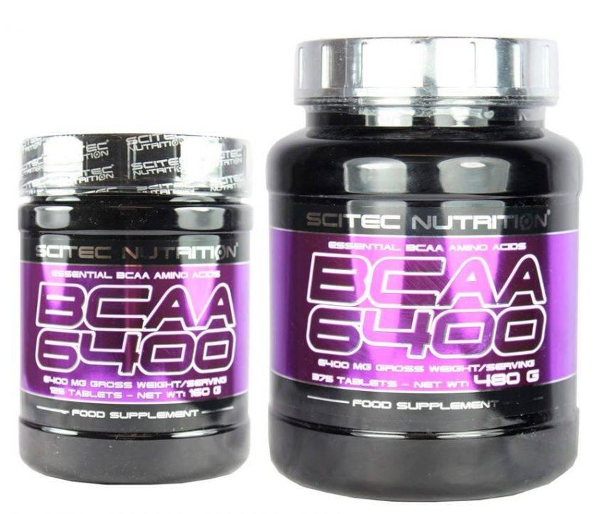 Bcaa scitec nutrition mega 1400: что в составе, как принимать