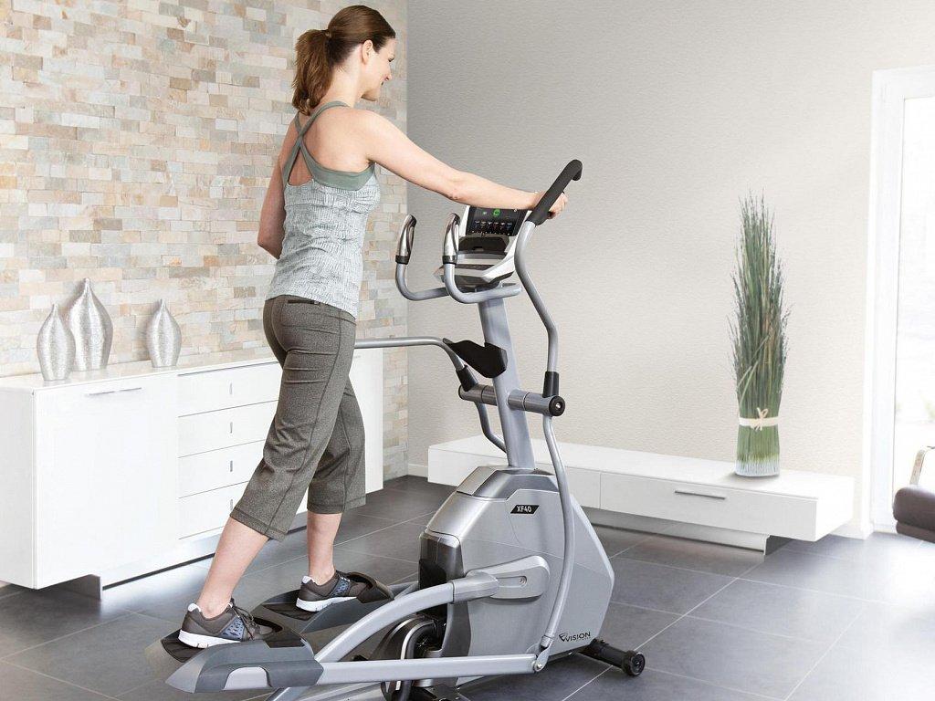 Какие мышцы работают на тренажёре степпер, а также различия и рекомендации к тренировкам