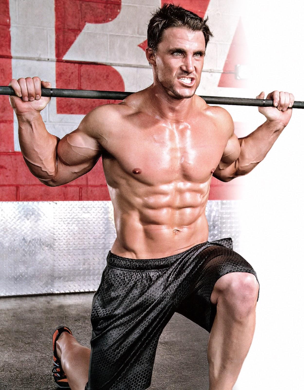Грег Плитт: биография, программа тренировок и питание атлета