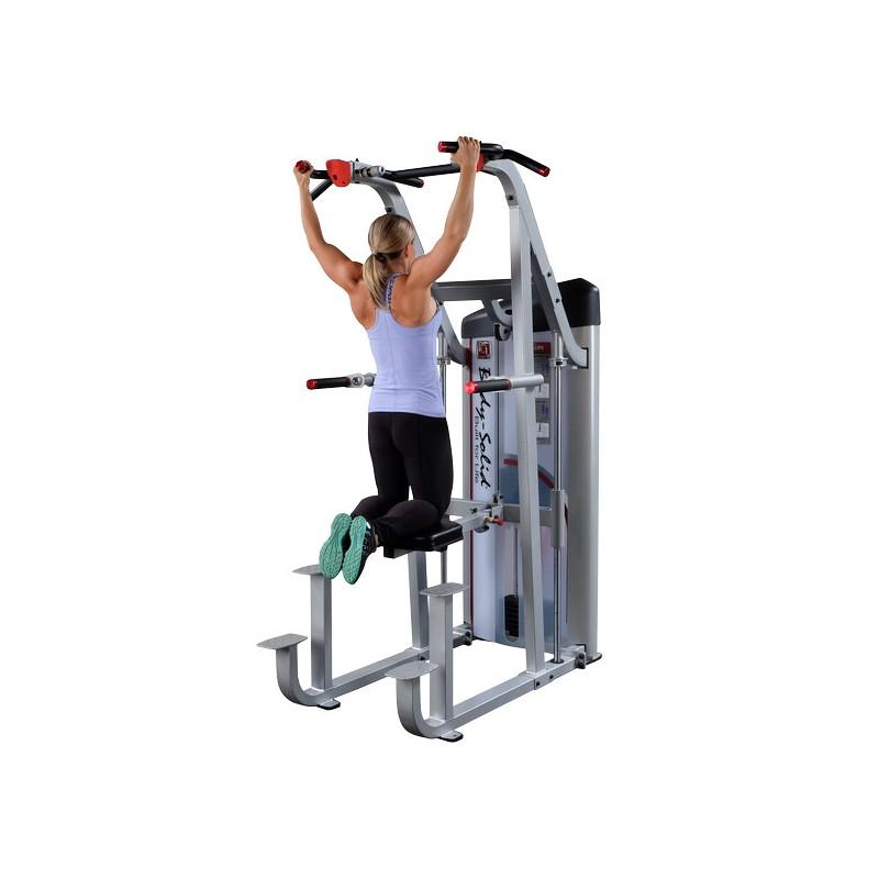 Подтягивания в гравитроне: правильная техника и нагрузка на мышцы