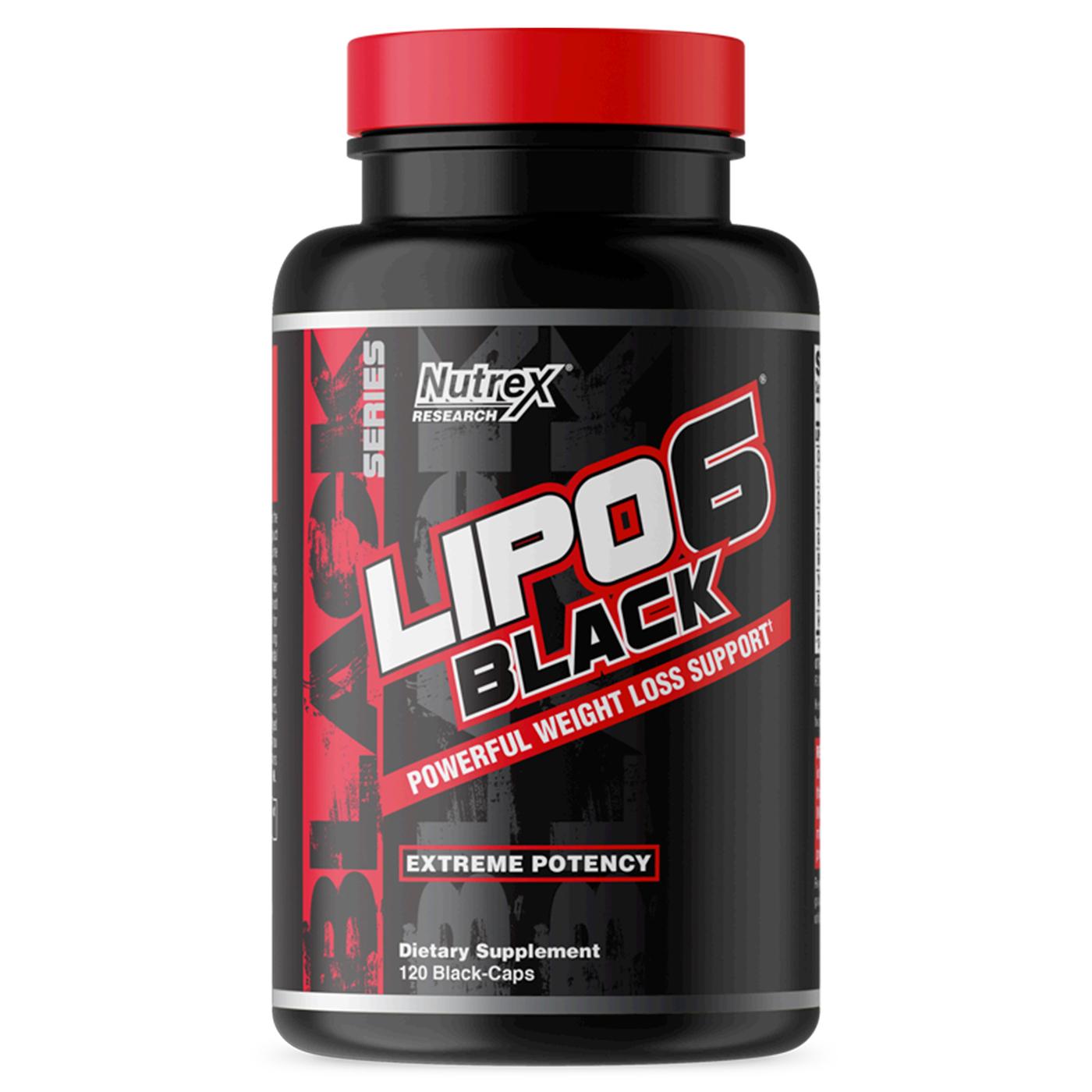 Серия жиросжигателей lipo 6: эффективность и сравнение