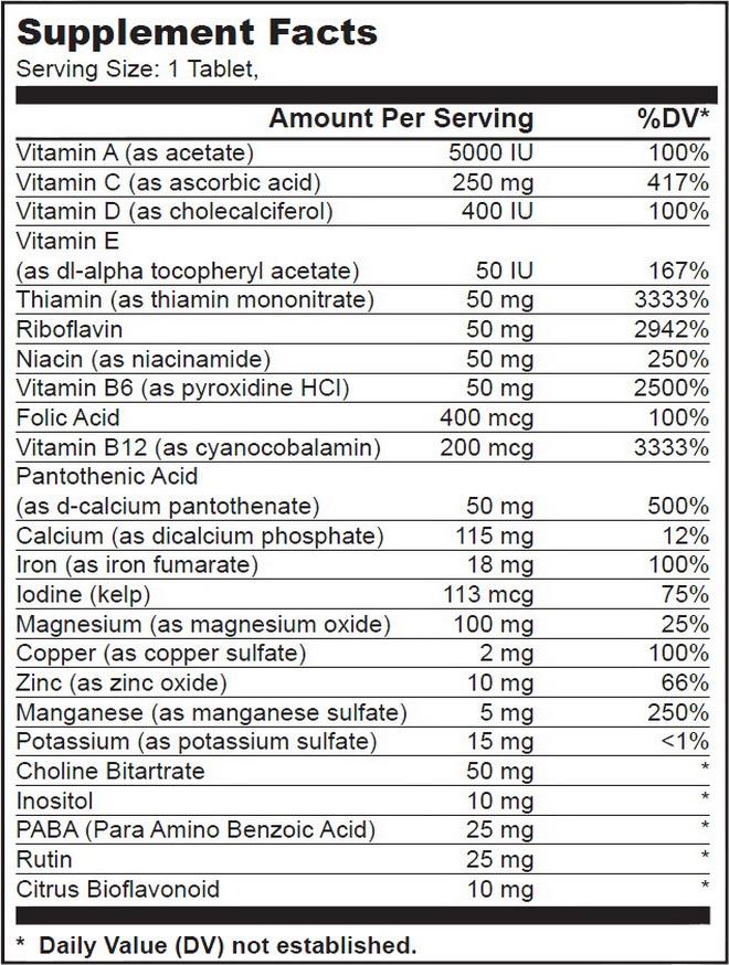 Vitabolic 30 табл (biotech usa)