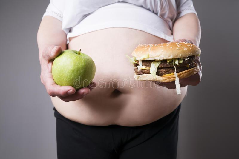Ожирение и лишний вес- в чём отличие
