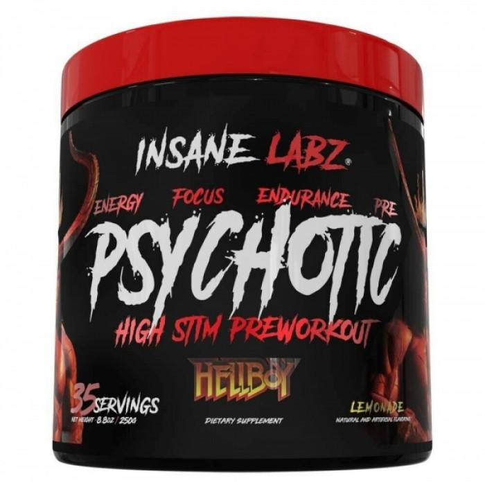 Insane labz psychotic: формы выпуска, состав, стоимость