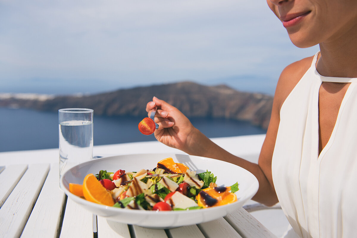 Средиземноморская диета для похудения - меню на неделю