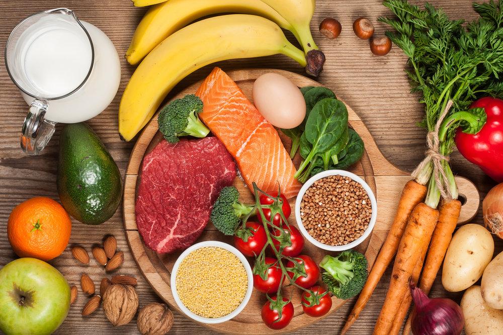 Питание для набора мышечной массы и нормализации веса – будь здоров!