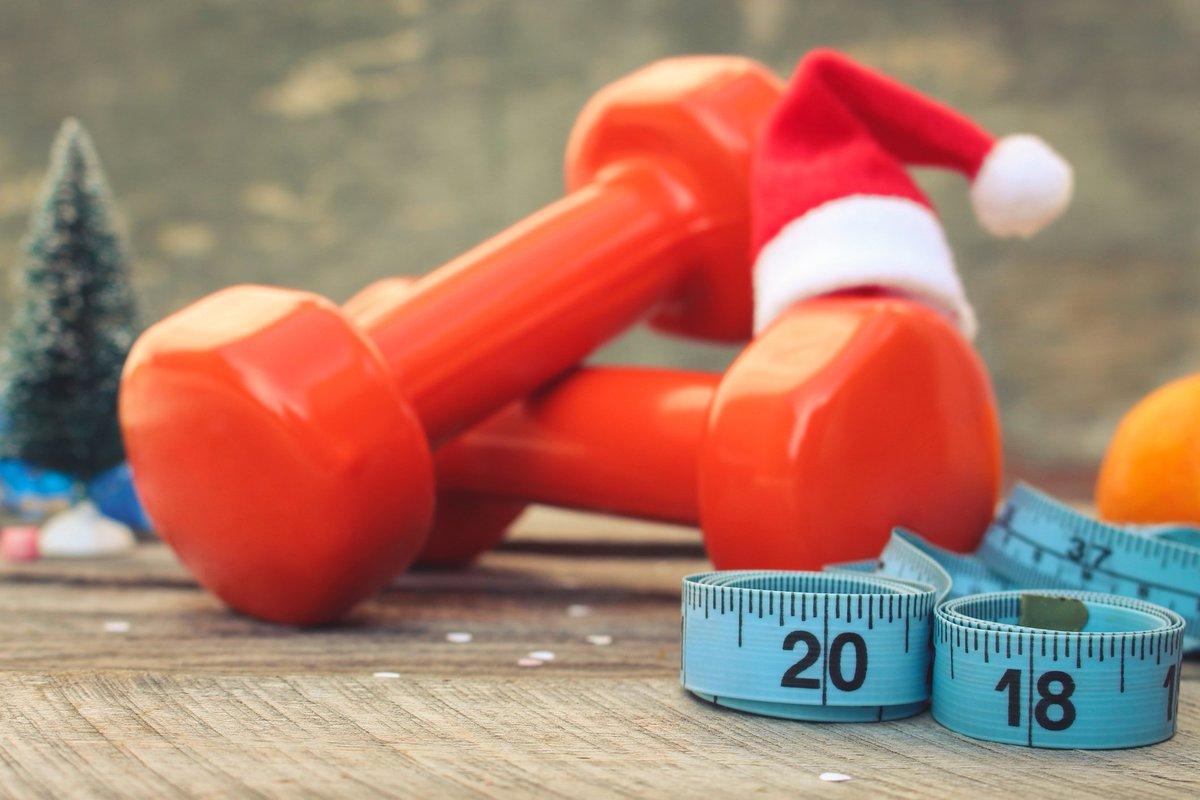 Как похудеть к новогоднему празднику: питание и тренировки