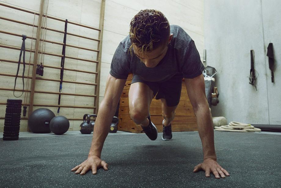 Как тренируется роналду | журнал anysports