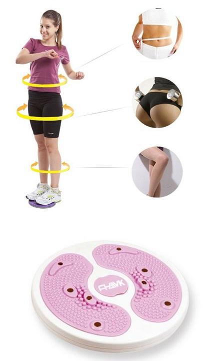 Диск здоровья для похудения - упражнения для занятий, видео