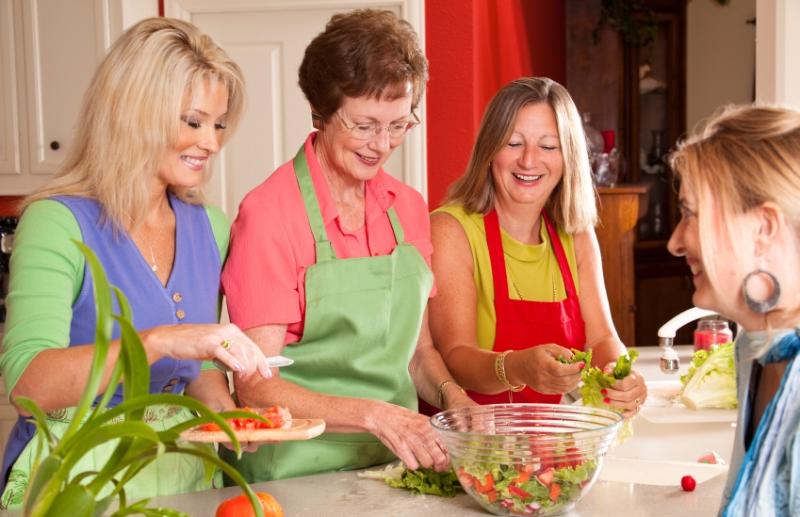 Питание и возраст 50 лет: правила, нюансы и особенности