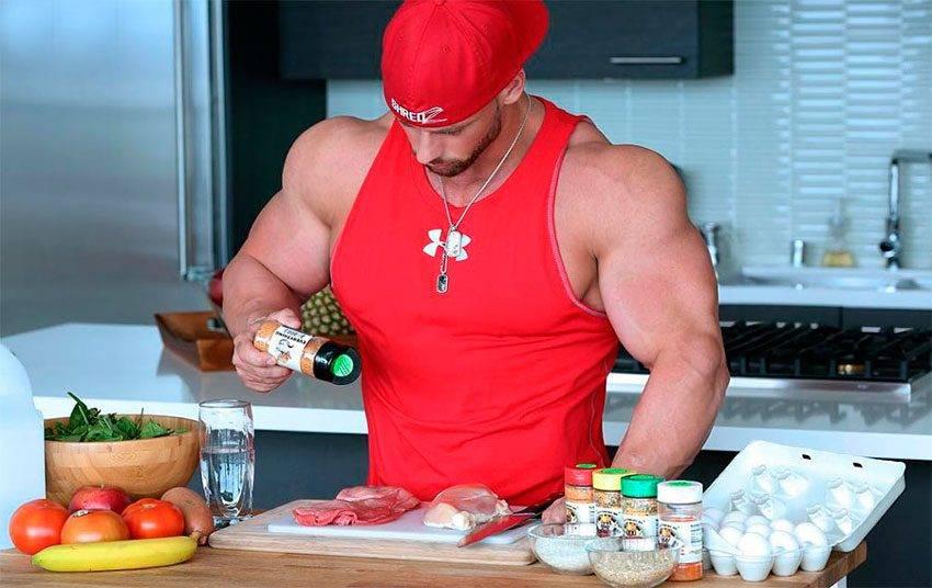 Как правильно набрать и нарастить мышечную массу в домашних условиях?