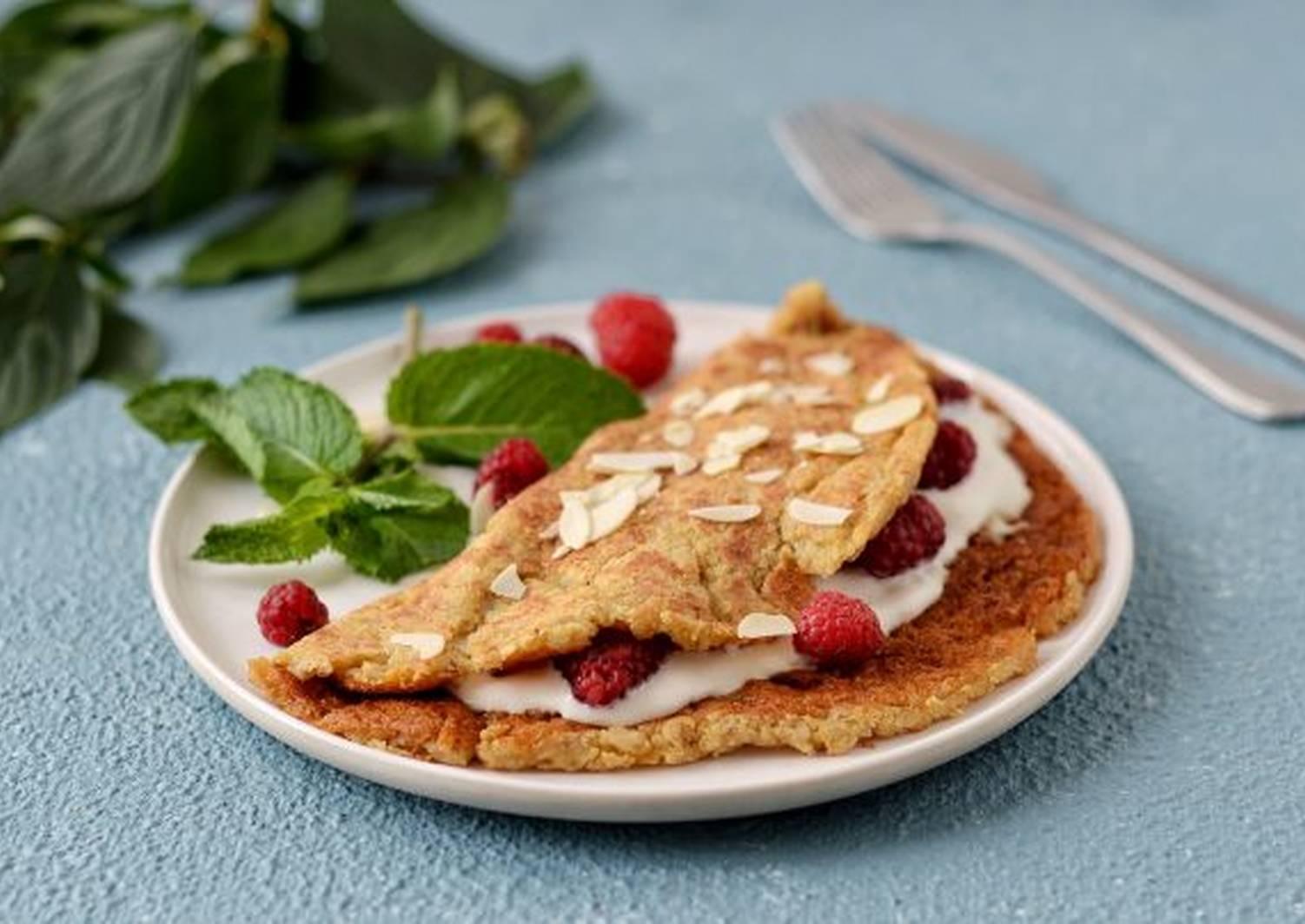 Овсяноблин: два рецепта полезного завтрака