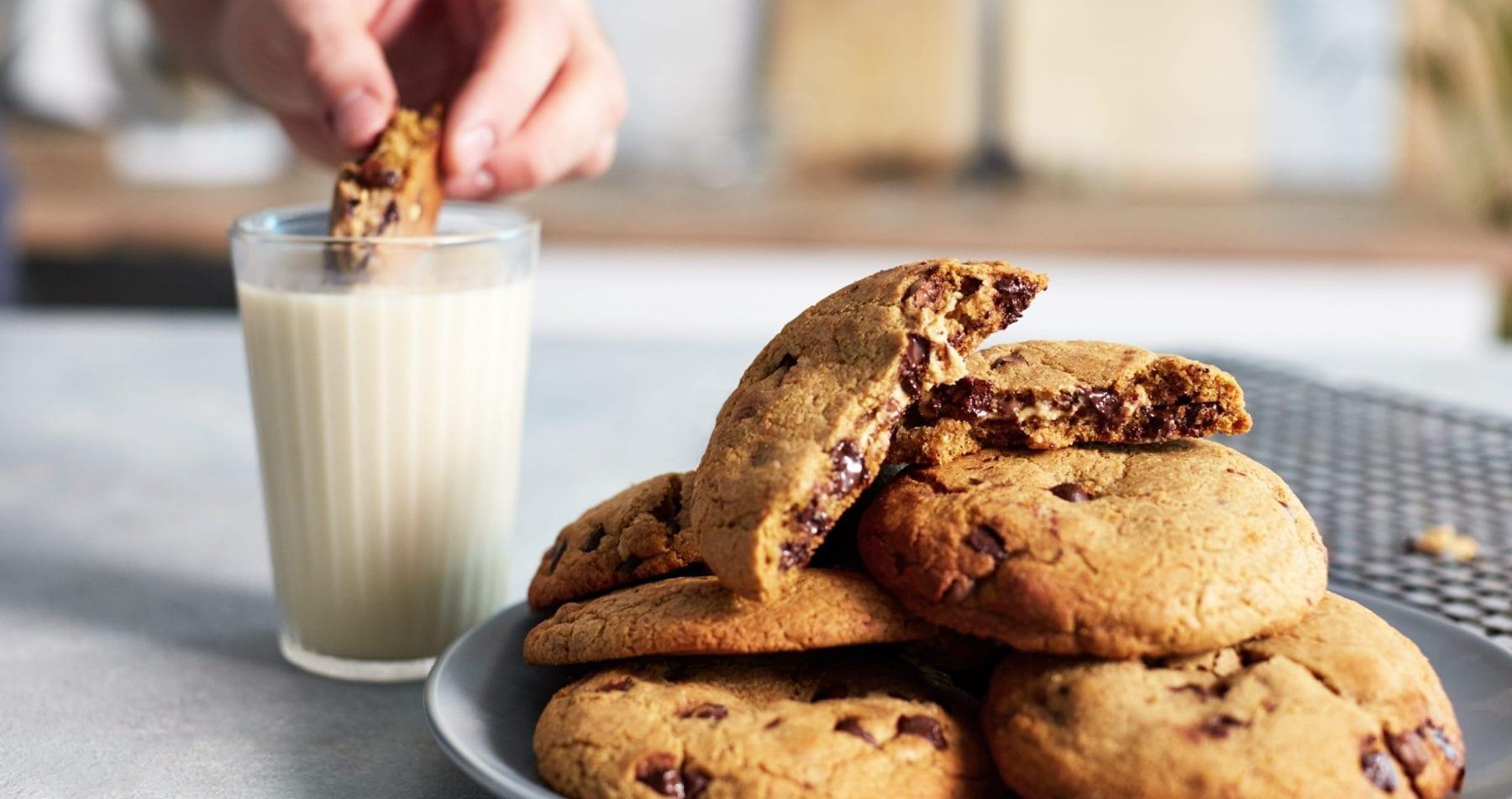 Несколько простых рецептов протеинового печенья