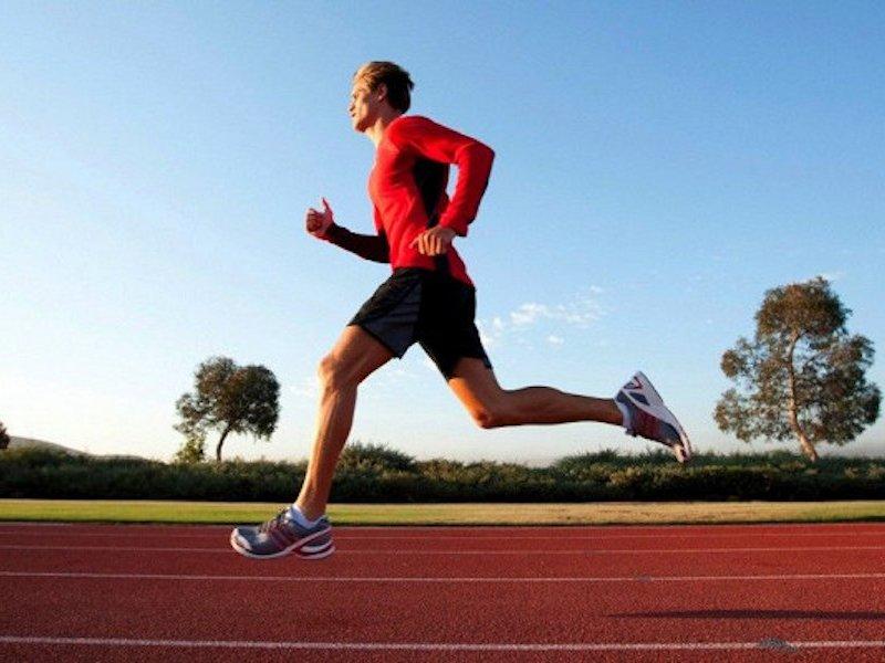 Техника ускорения в беге или что дает бег с укорением?