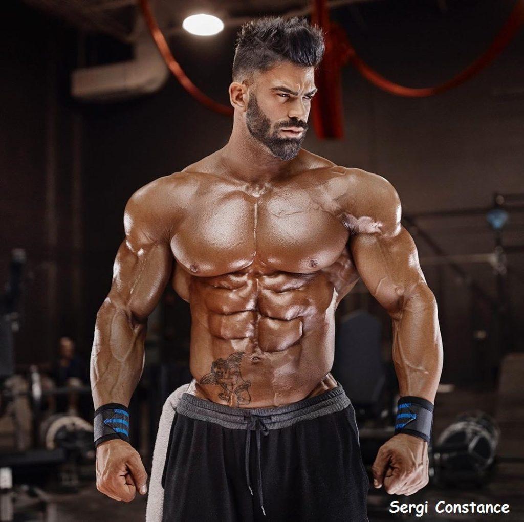 Сержи констанс (sergi constance): параметры тела, принципы тренировок - спортзал