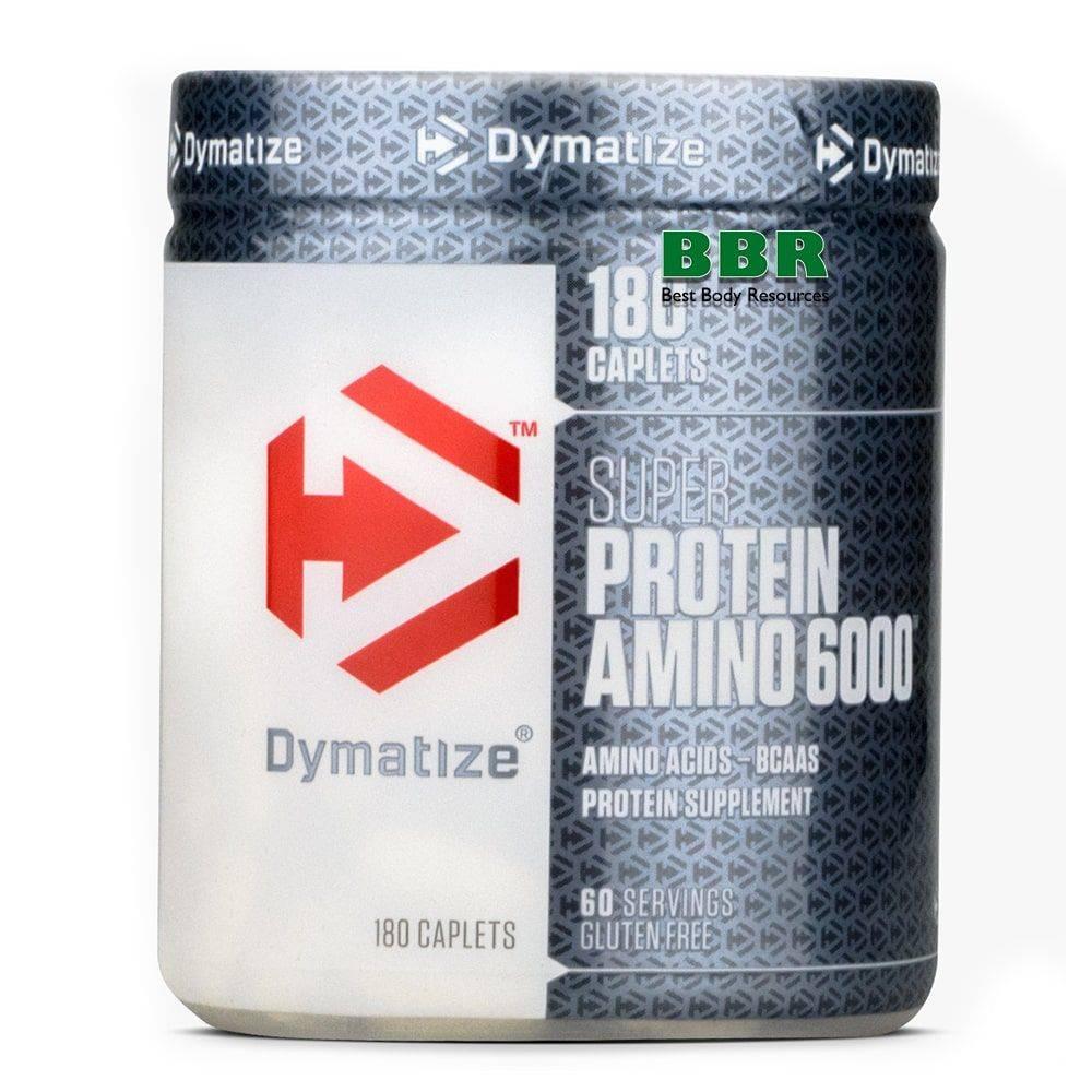Super amino 6000 от dymatize - спортивное питание на dailyfit
