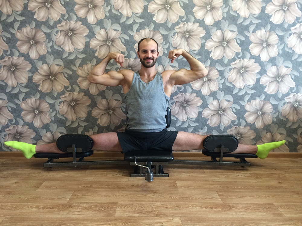 Как быстро сесть на шпагат в домашних условиях: топ упражнения | бомба тело