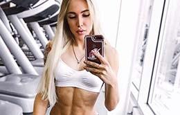 Тренировки фитнес бикини