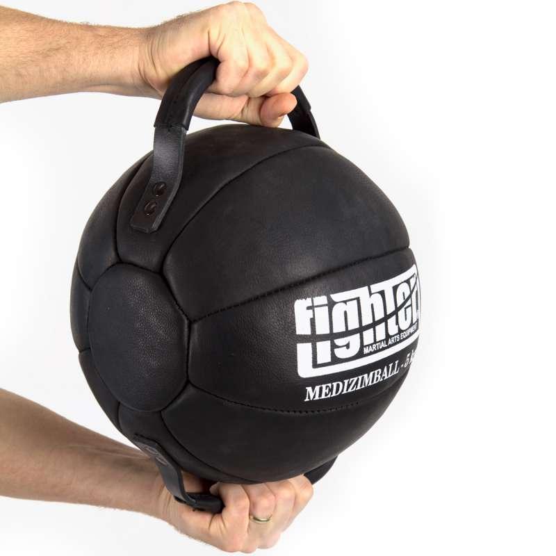 Упражнения с мячом для фитнеса (медболом) для похудения