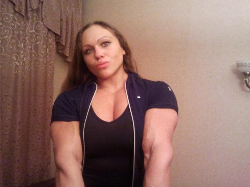 Наталья трухина: успехи в бодибилдинге
