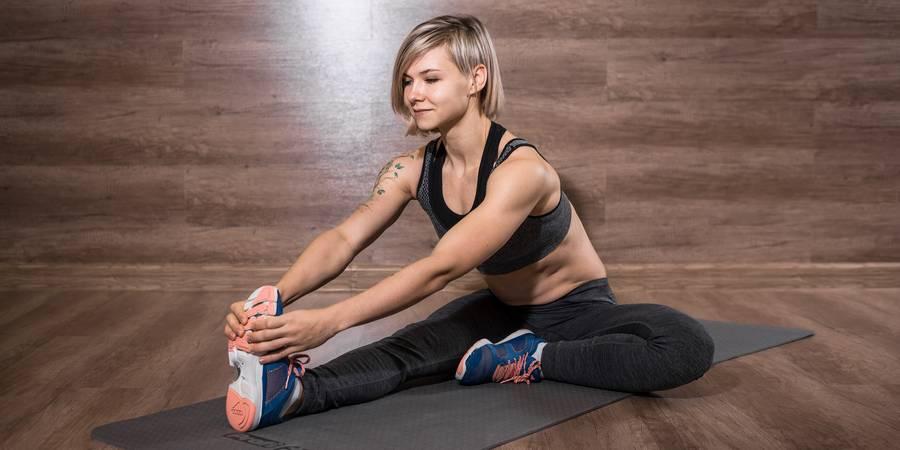 Разминка перед тренировкой: комплекс упражнений для девушек и мужчин