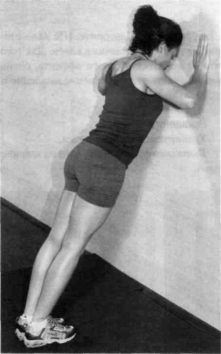 Упражнения для растяжки икроножных мышц