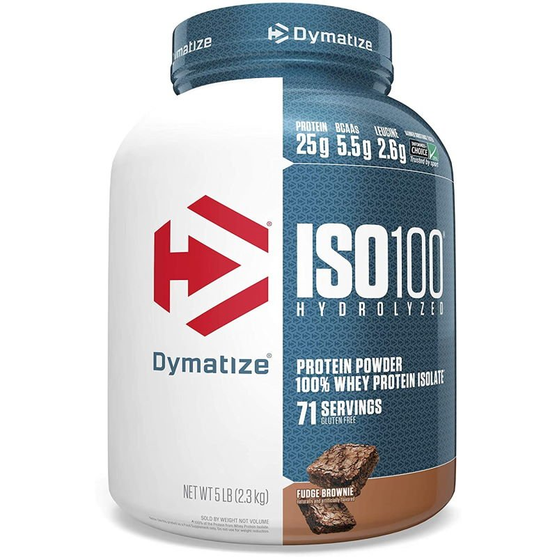 Iso 100 от dymatize nutrition