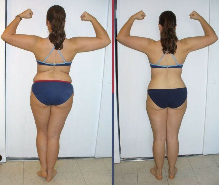 Как избавиться от жира на попе мужчине или женщине: упражнения для ягодиц