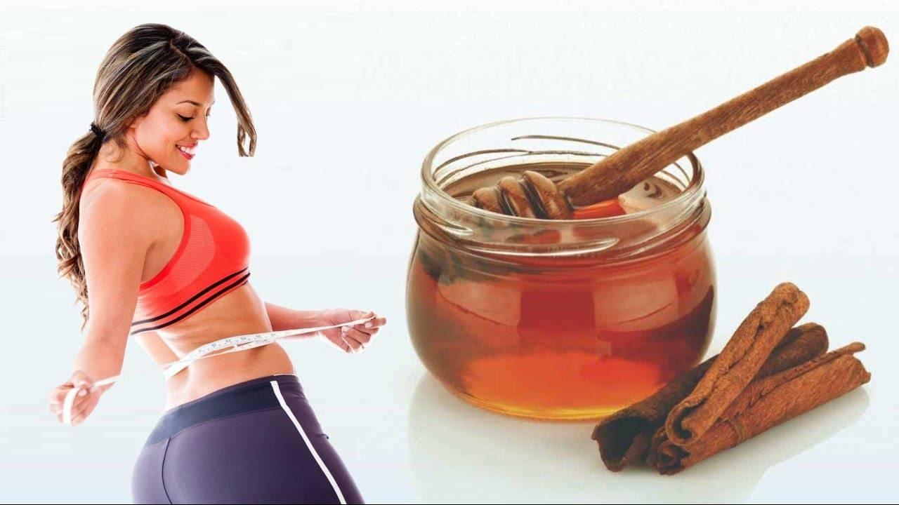 Корица с медом для похудения: лучшие рецепты