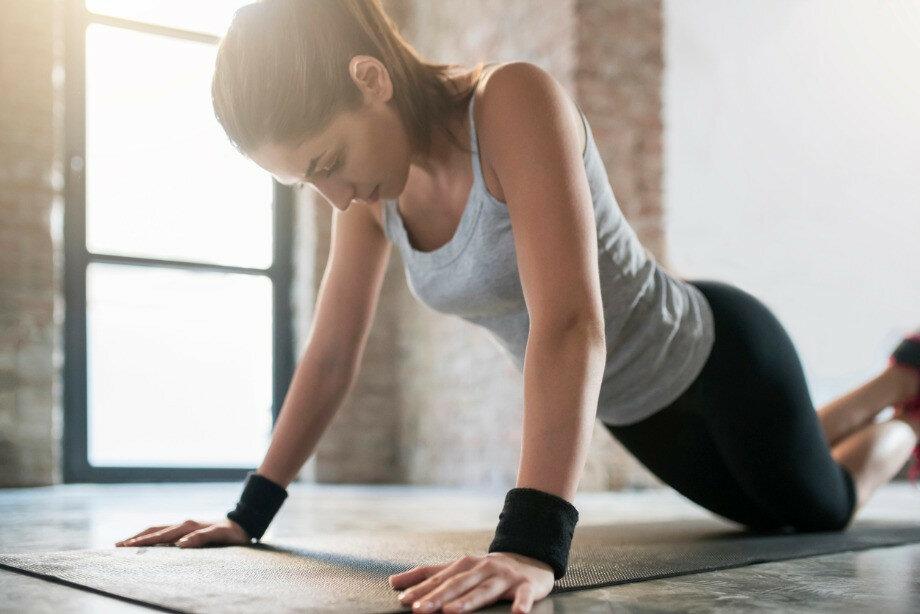 Как делать утреннюю зарядку для похудения