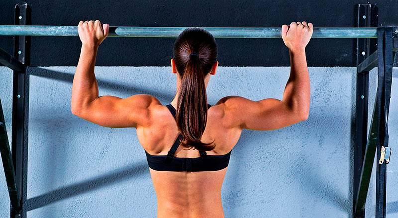 Широчайшие мышцы спины упражнения дома - начни уже сегодня