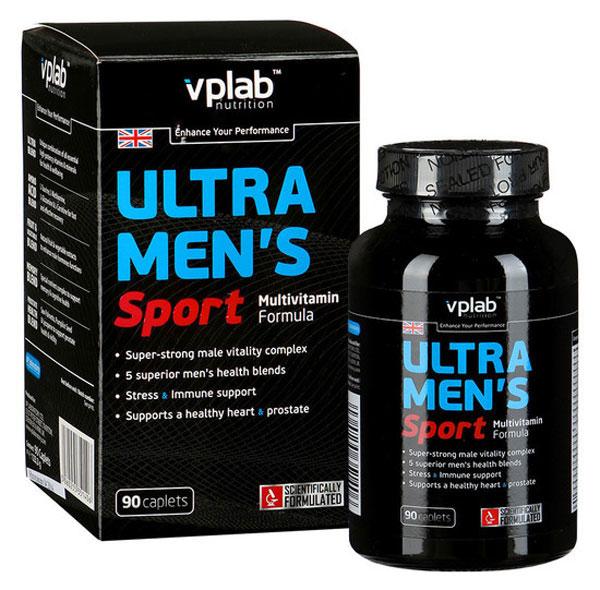 Ultra womens витамины vplab для чего