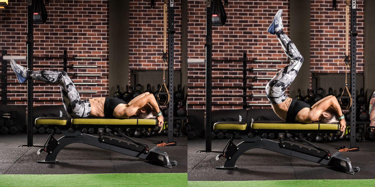 Обратные скручивания — делаем упражнение правильно!
